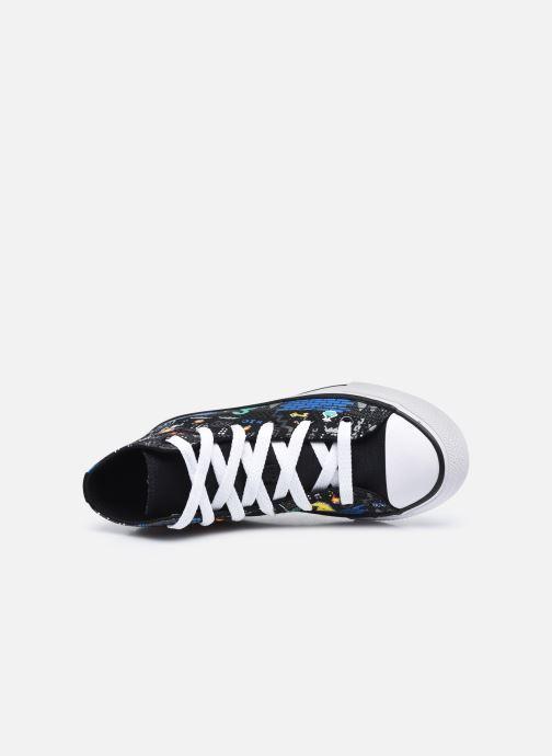 Sneakers Converse Chuck Taylor All Star Boys Gamer Hi Nero immagine sinistra