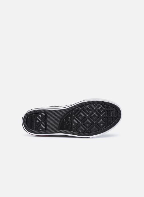 Sneakers Converse Chuck Taylor All Star Boys Gamer Hi Nero immagine dall'alto