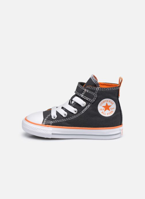 Baskets Converse Chuck Taylor All Star 1V Canvas Color Hi Gris vue face