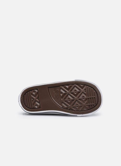 Sneaker Converse Chuck Taylor All Star 2V Kids 8 Bit Ox weiß ansicht von oben