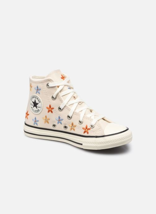 Baskets Enfant Chuck Taylor All Star Spring Flowers Hi