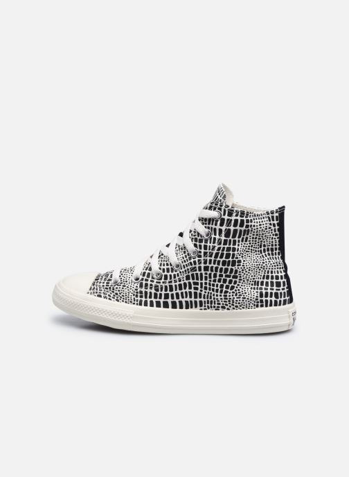 Sneakers Converse Chuck Taylor All Star Digital Daze Hi N Nero immagine frontale
