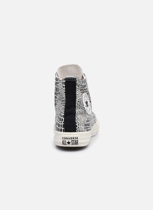 Sneakers Converse Chuck Taylor All Star Digital Daze Hi N Nero immagine destra