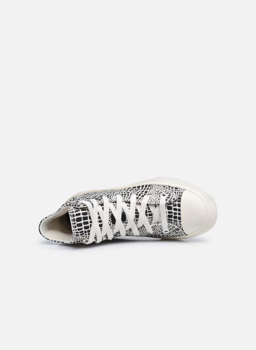 Sneakers Converse Chuck Taylor All Star Digital Daze Hi N Nero immagine sinistra