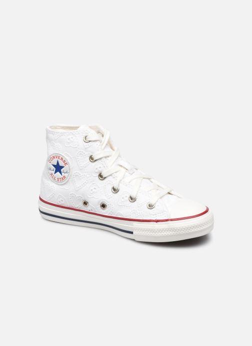 Sneakers Converse Chuck Taylor All Star Love Ceremony Hi Bianco vedi dettaglio/paio