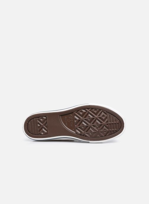 Sneakers Converse Chuck Taylor All Star Love Ceremony Ox Bianco immagine dall'alto