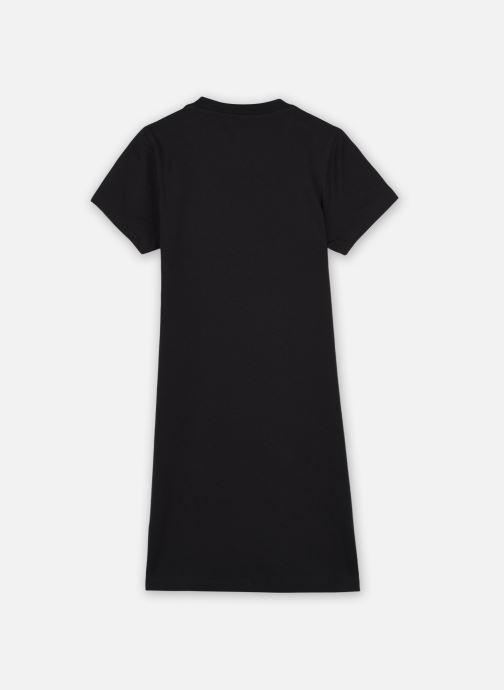 Vêtements adidas originals Adicolor Dress J Noir vue portées chaussures
