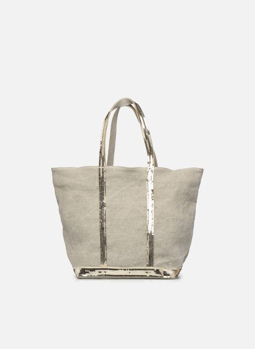 Håndtasker Tasker Cabas L Porte Epaule En Lin Et Paillettes