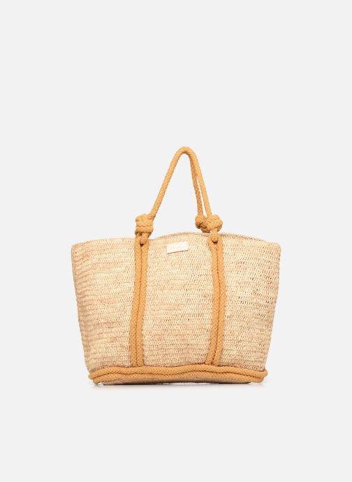 Håndtasker Tasker Cabas Moyen + Raphia Et Corde