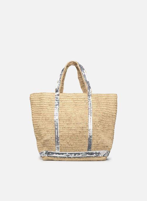 Handtaschen Taschen Cabas Grand Raphia et Paillettes