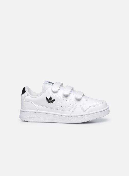 Sneakers adidas originals NY 90 CF C Bianco immagine posteriore