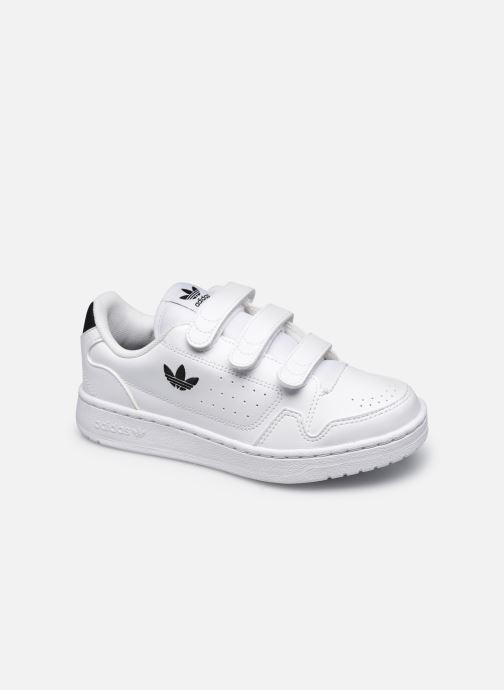 Sneakers adidas originals NY 90 CF C Bianco vedi dettaglio/paio