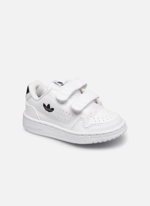 Sneakers adidas originals NY 90 CF I Wit detail