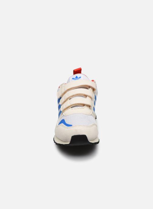 Sneaker adidas originals ZX 700 HD CF C weiß schuhe getragen