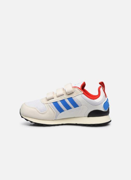 Sneaker adidas originals ZX 700 HD CF C weiß ansicht von vorne