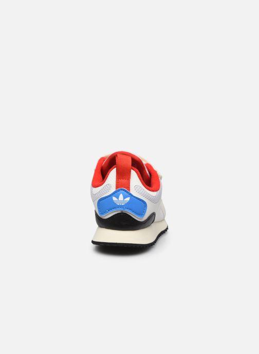 Sneaker adidas originals ZX 700 HD CF C weiß ansicht von rechts