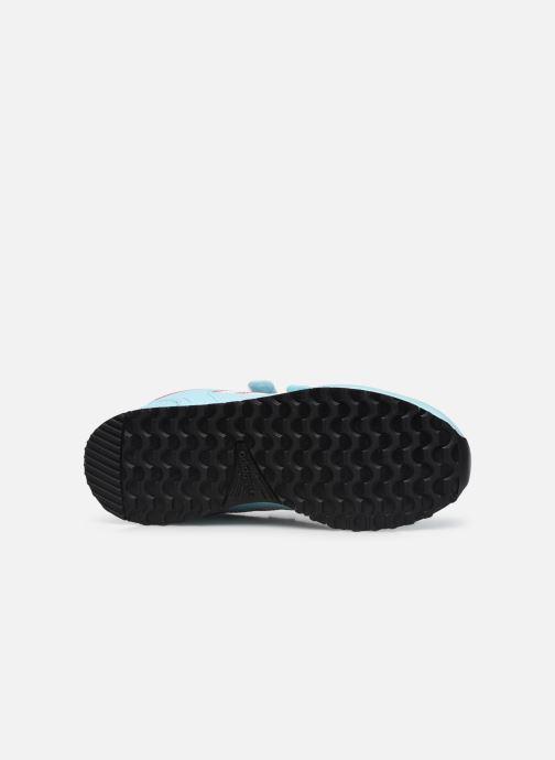 Sneaker adidas originals ZX 700 HD CF C blau ansicht von oben