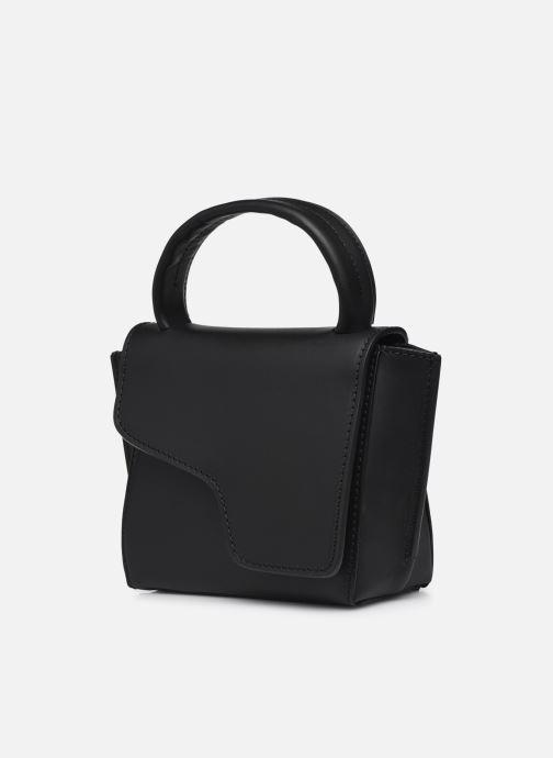 Handtaschen ATP Atelier Montalcino schwarz schuhe getragen