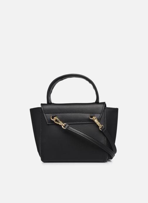 Handtaschen ATP Atelier Montalcino schwarz ansicht von vorne