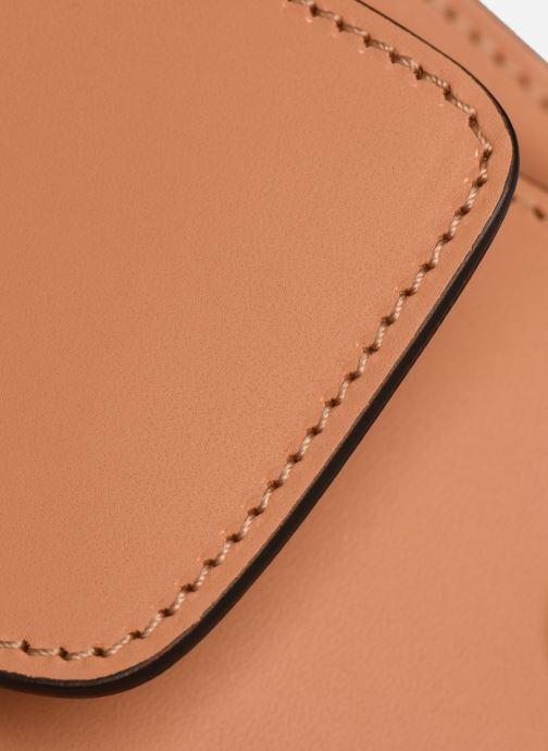 Handtaschen ATP Atelier Montalcino beige ansicht von links