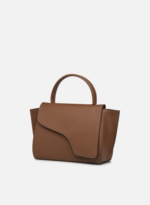 Handtaschen ATP Atelier Arezzo grün schuhe getragen