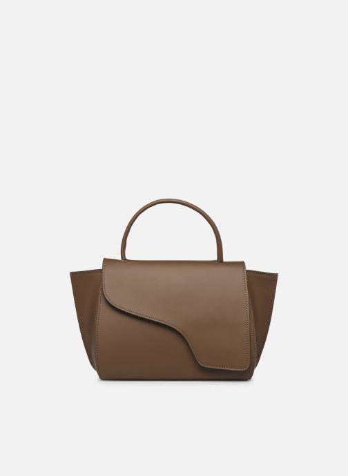 Handtaschen ATP Atelier Arezzo grün detaillierte ansicht/modell