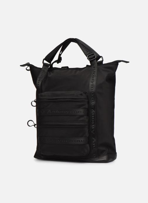 Herrentaschen Antonyme by Nat & Nin GABRIEL schwarz schuhe getragen