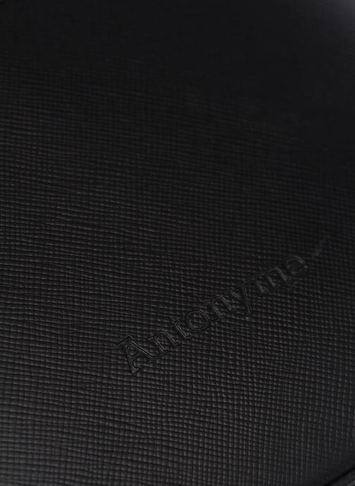 Herrentaschen Antonyme by Nat & Nin DETROIT schwarz ansicht von links