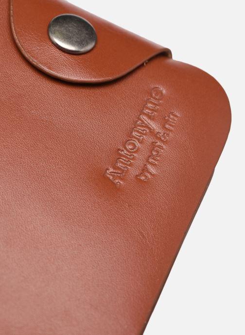 Portemonnaies & Clutches Antonyme by Nat & Nin HARRY braun ansicht von links