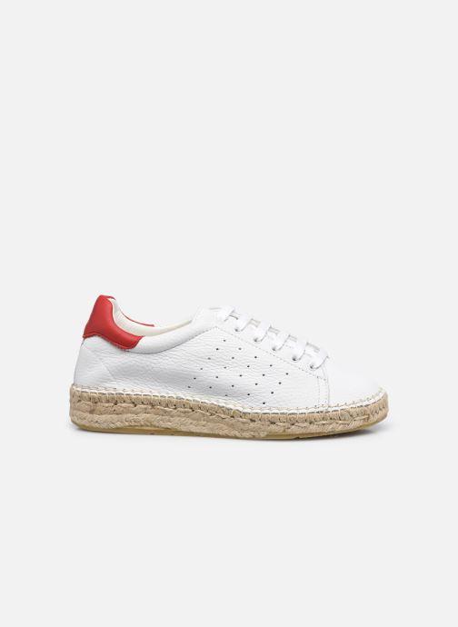 Sneaker Made by SARENZA Rustic Beach Basket #1 weiß detaillierte ansicht/modell