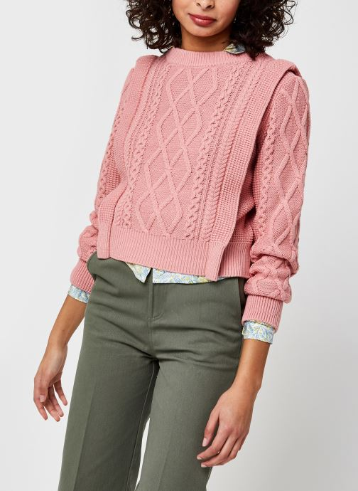 Yasblesha Knit Pullover