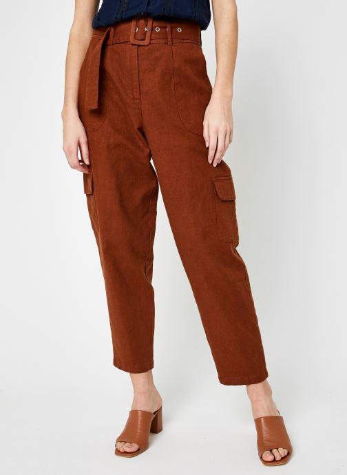 Pantalon carotte - Yasriply Cropped