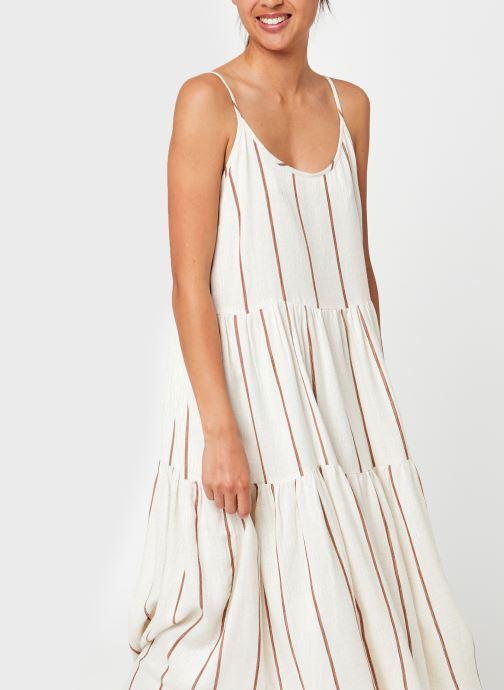 Kleding Y.A.S Yastrimla Strap Dress Beige detail