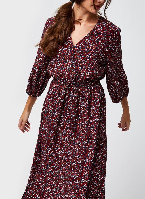 Vêtements Y.A.S Yasvicky Midi Dress Multicolore vue détail/paire