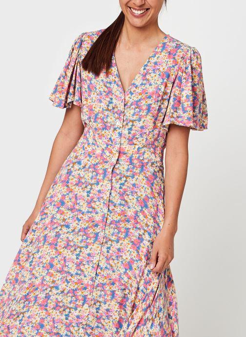 Kleding Y.A.S Yasvinni Long Dress Multicolor detail