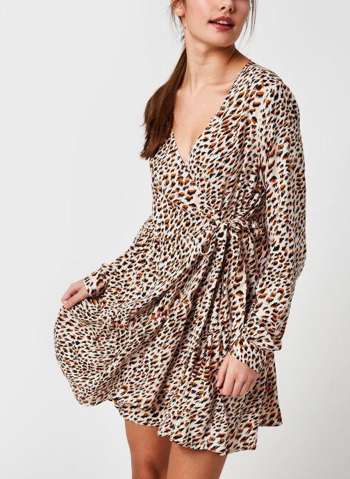 Vêtements Accessoires Nmfiona L/S Wrap  Dress Sp
