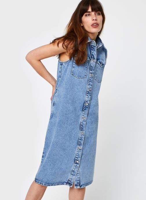 Vêtements Accessoires Nmminetta S/L Pckt Dnm Dress Ko Bg