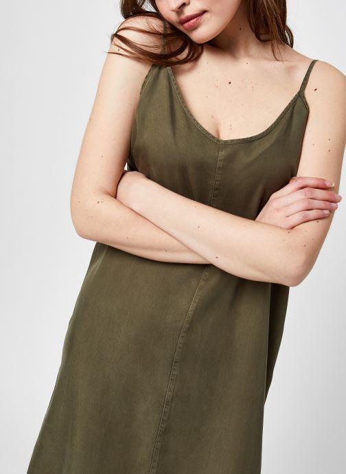 Vêtements Noisy May Nmmira Strap Short Endi Sp Dress Vert vue détail/paire