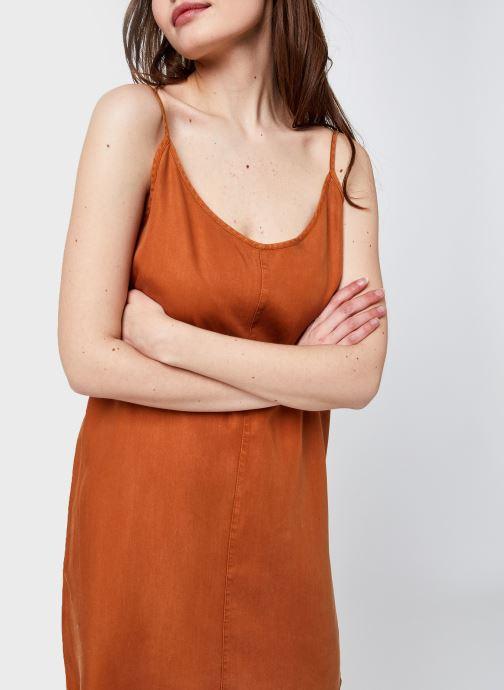 Kleding Noisy May Nmmira Strap Short Endi Sp Dress Bruin detail