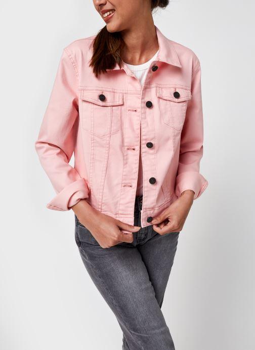 Vêtements Accessoires Nmdebra L/S Colour Denim Jacket S*