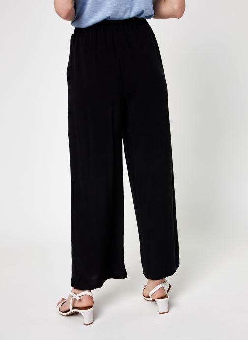 Kleding Noisy May Nmfiona Hw Pants Sp Zwart model