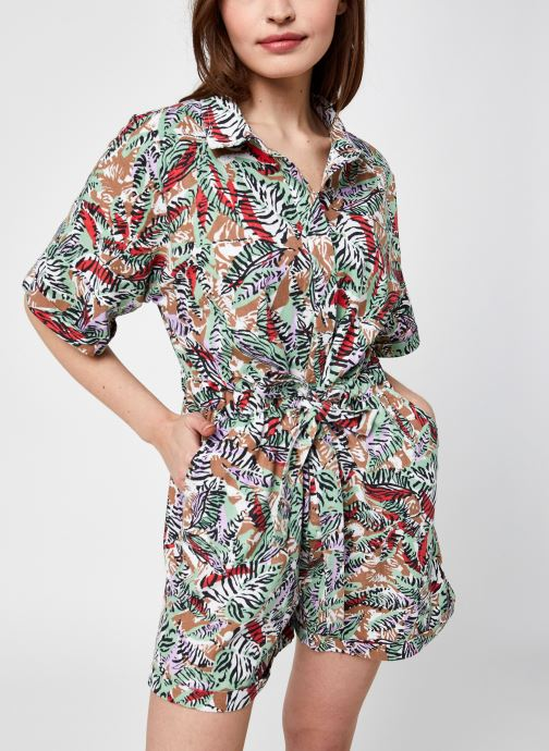 Ropa Accesorios Nmlinny S/S Playsuit