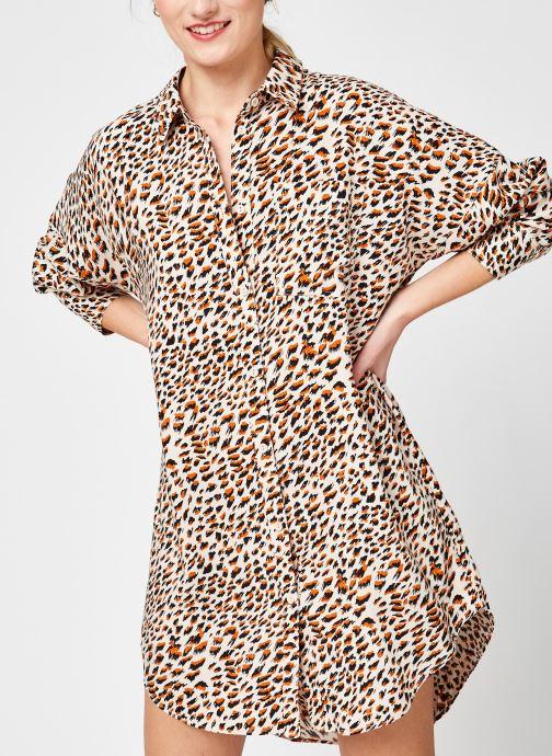 Vêtements Accessoires Nmfiona L/S Oversize Shirt Sp