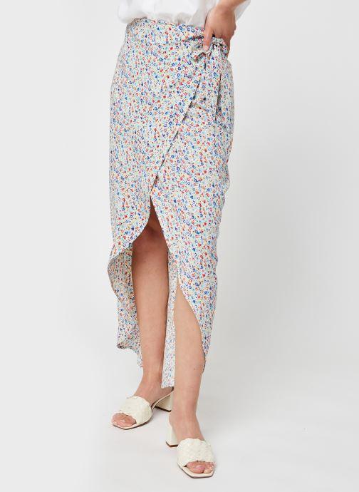 Kleding Noisy May Nmasta Hw Ankle Skirt Multicolor detail
