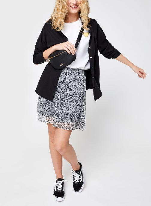 Kleding Noisy May Nmval Hw Short Skirt Zwart onder