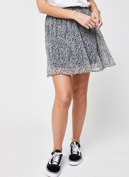 Vêtements Noisy May Nmval Hw Short Skirt Noir vue détail/paire