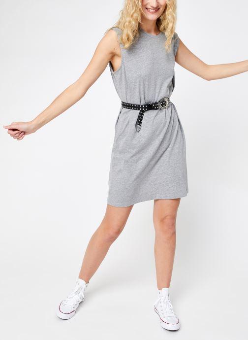 Kleding Noisy May Nmmayden Short Dress Grijs onder