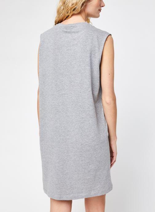 Kleding Noisy May Nmmayden Short Dress Grijs model