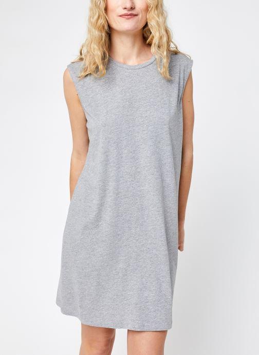 Kleding Noisy May Nmmayden Short Dress Grijs rechts