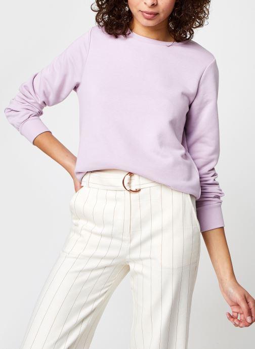 Sweatshirt - Pcliola Ls Sweat Lounge